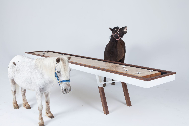 Woolsey Shuffleboard Table Shuffleboard table
