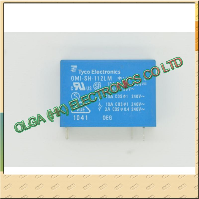Special offer new and original  OEG  relay OMI - SH - 112 lm a normally open 10 a 4 feet