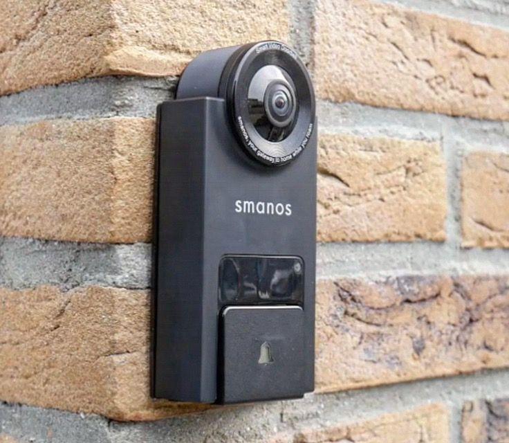 Onview Smanos wifi Doorbell Wifi doorbell, Smart home
