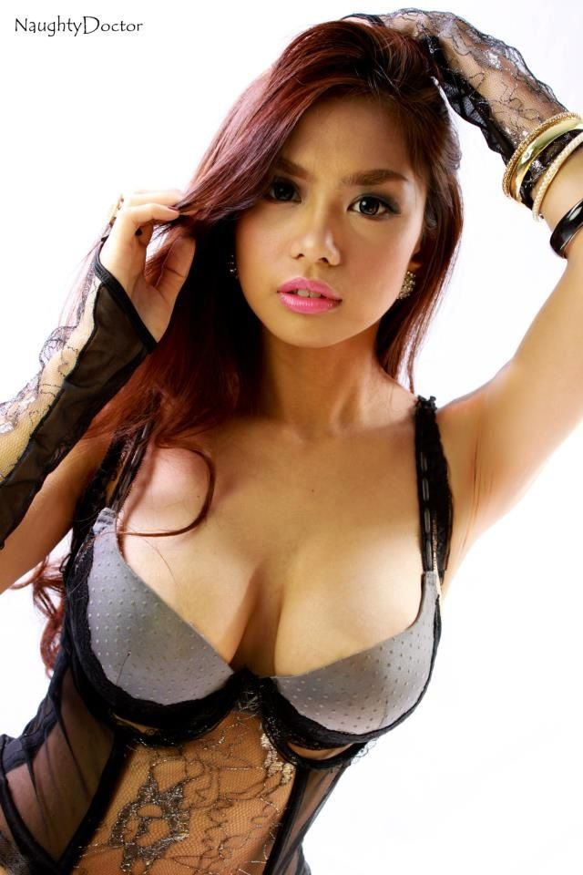 Busty asian pinay