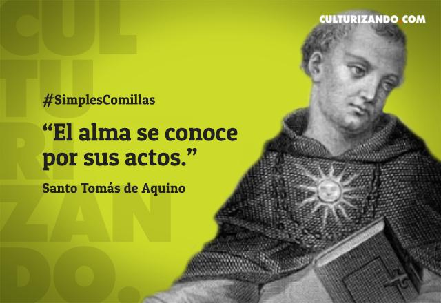 Santo Tomás De Aquino En 12 Grandes Frases Quotes