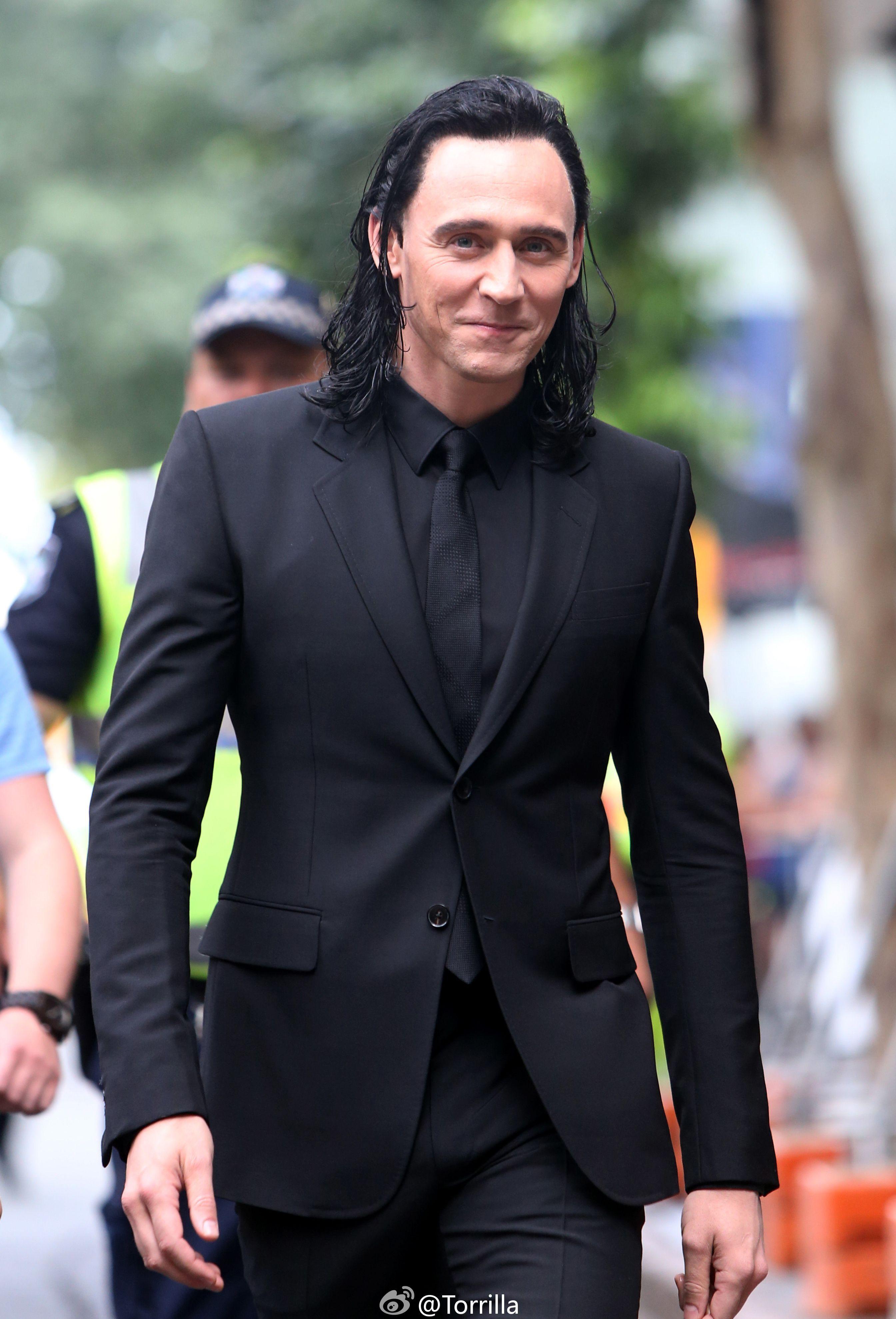 Tom Hiddleston Loki 2016