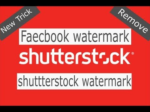 How to Download shutterstcok images without watermark | shutterstcok