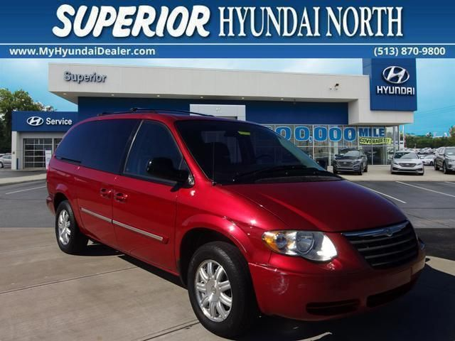 Used 2006 Chrysler Town Country Touring For Sale At Superior
