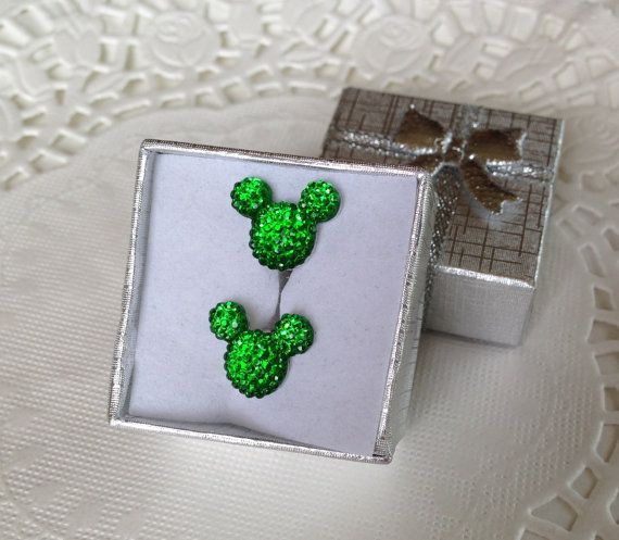 MOUSE EARS Cufflinks for Disney Wedding Party in by hairswirls1, $9.99