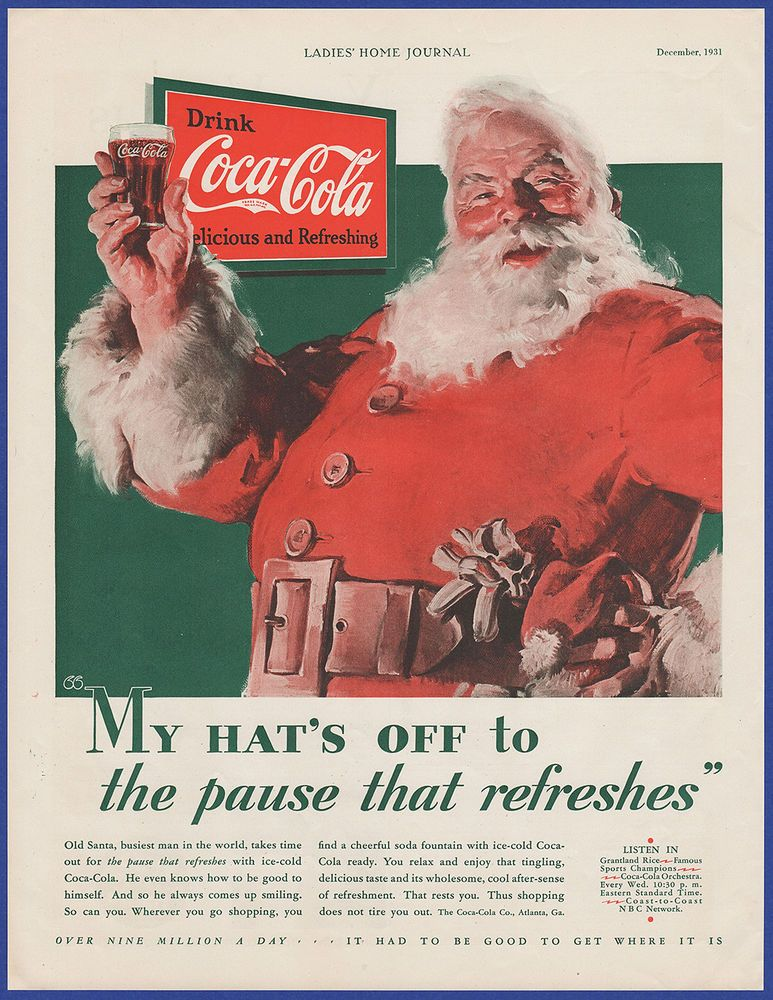 Pin On Vintage Coca Cola Coke Soda Pop Print Ads