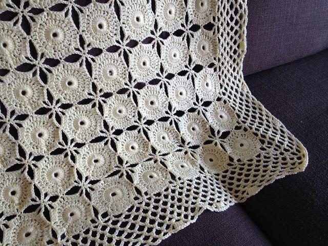 Ravelry: Baby Blanket (Couverture pour Bébé, Manta Para Bebé ...