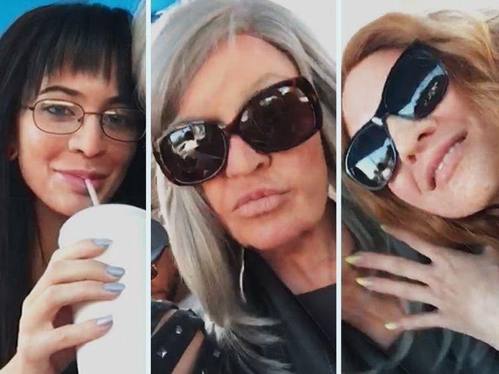 Khloe Kardashian Goes Undercover ... We Ain't Talking 'bout No Kartrashians! (VIDEO)