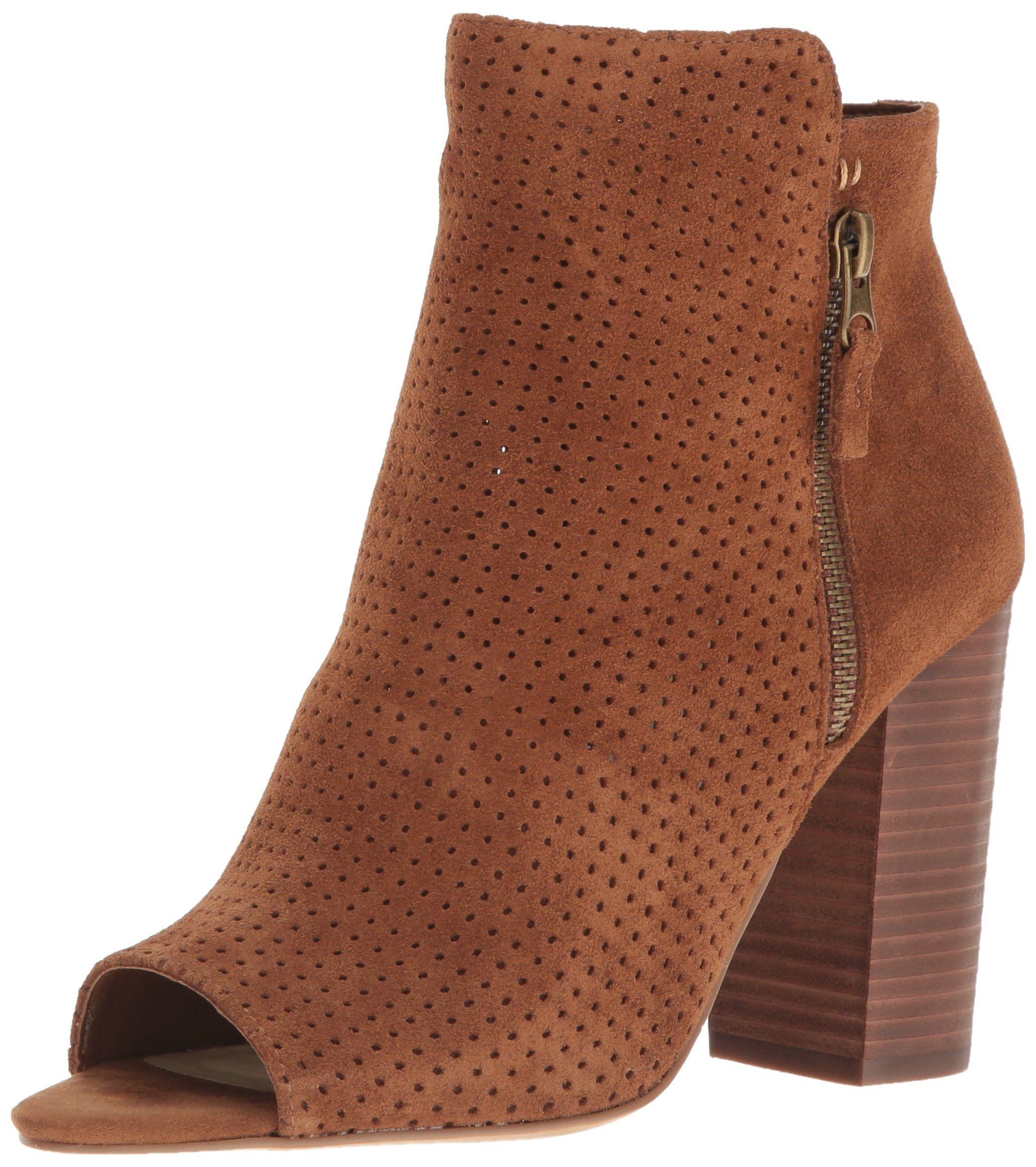 2017 Boots Jessica Simpson Women's Keris, Canela Brown, 8 Medium US