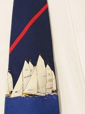 Brooks Brothers Yacht Racing Regatta Silk Tie 58 Quot Ebay Yacht Racing Mens Silk Ties Brooks