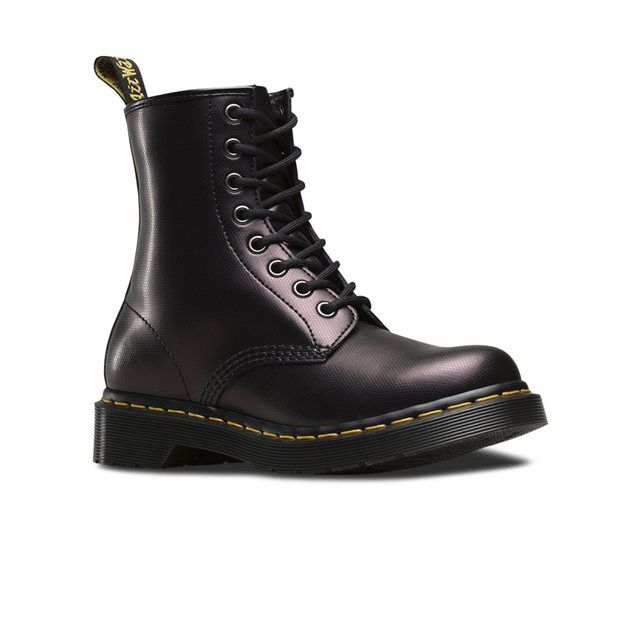 1460 leather lace up ankle boots Dr Martens   La Redoute