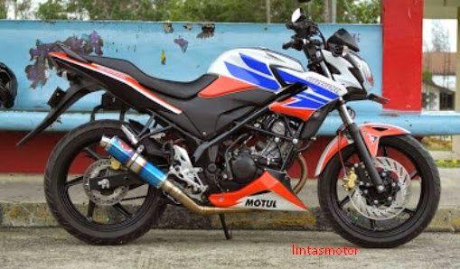 Modifikasi Simpel Honda Cb150r Motor Juragan Motor
