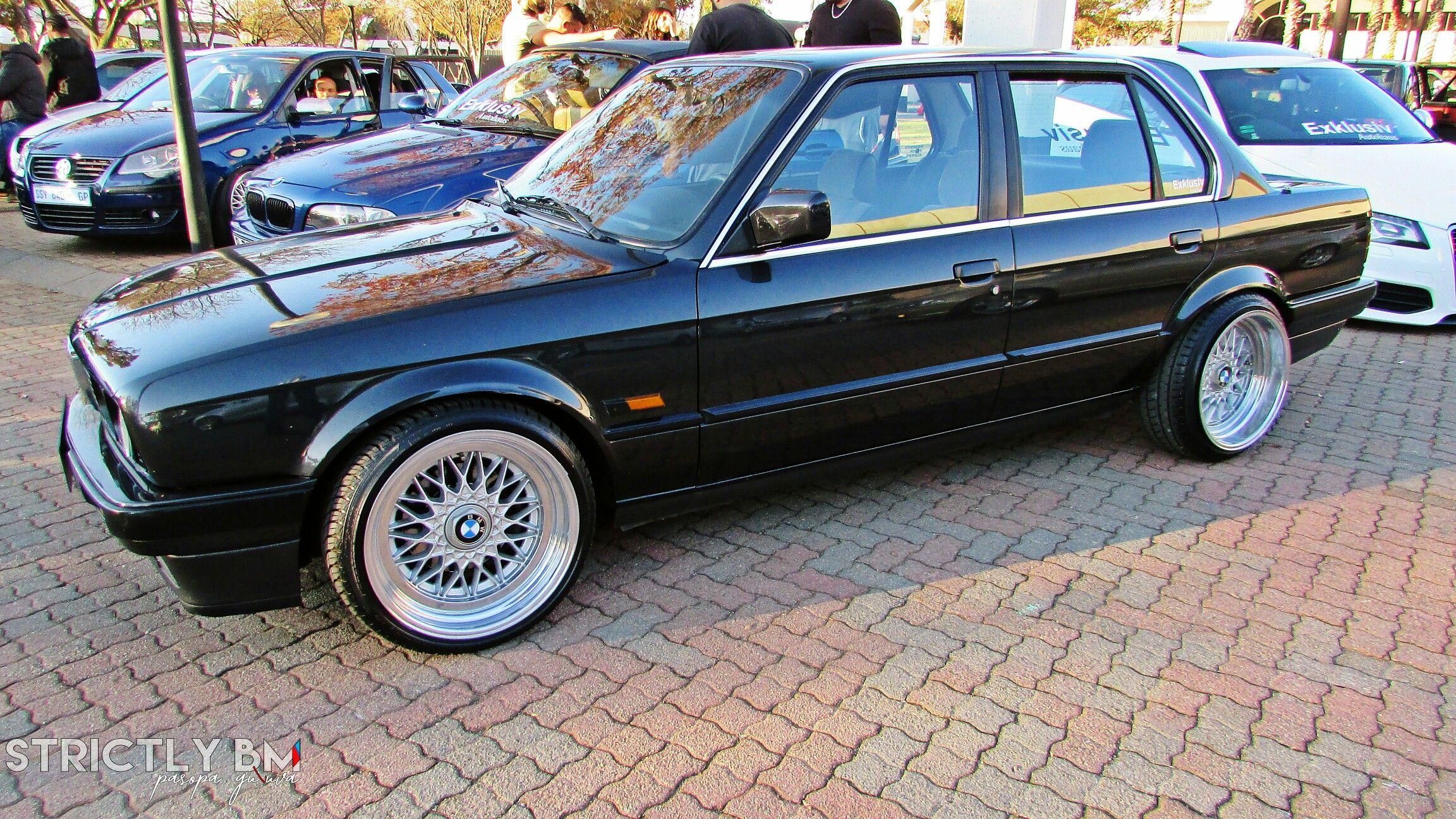 Bmw E30 325i Import Bbs E36 Bbs