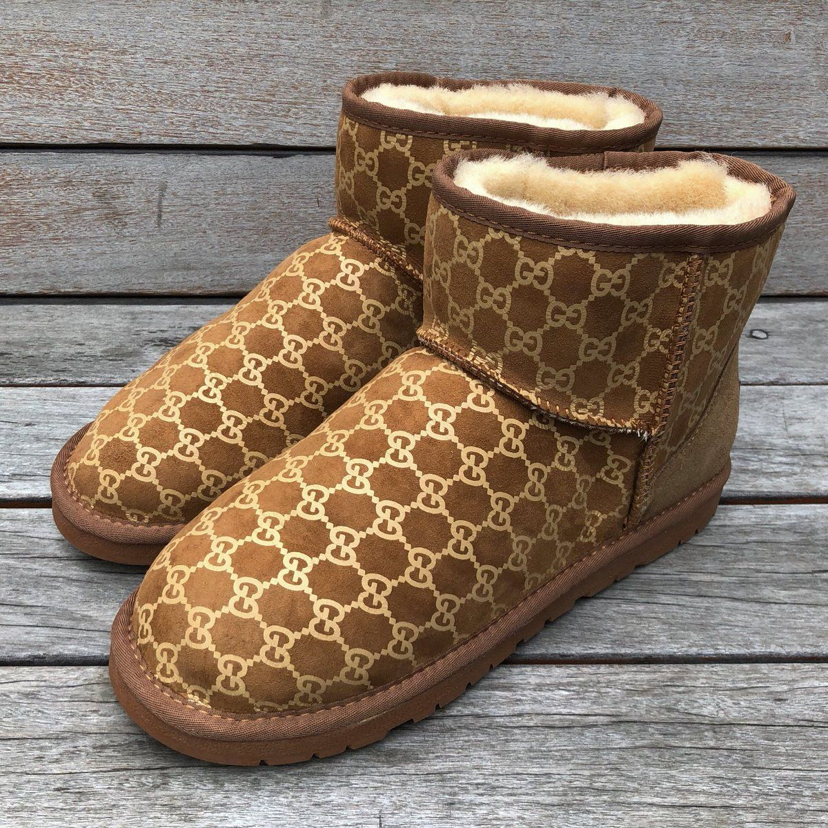 Gucci Ugg boots   Boots, Ugg boots