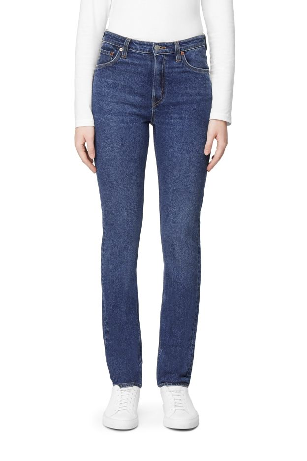504c6546dda83b Weekday image 1 of Way Peralta Blue in Blue | jeans | Jeans, Latest ...