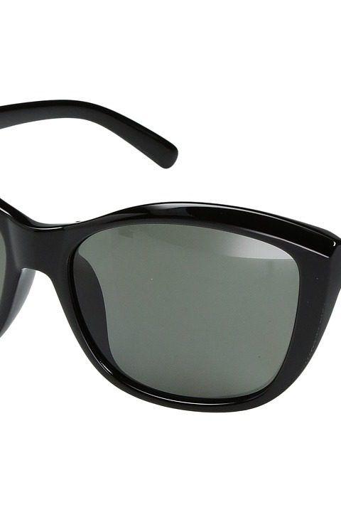 8b591fe01aa SunCloud Polarized Optics Skyline (Black Polarized Gray Polycarbonate Lens)  Sport Sunglasses - SunCloud