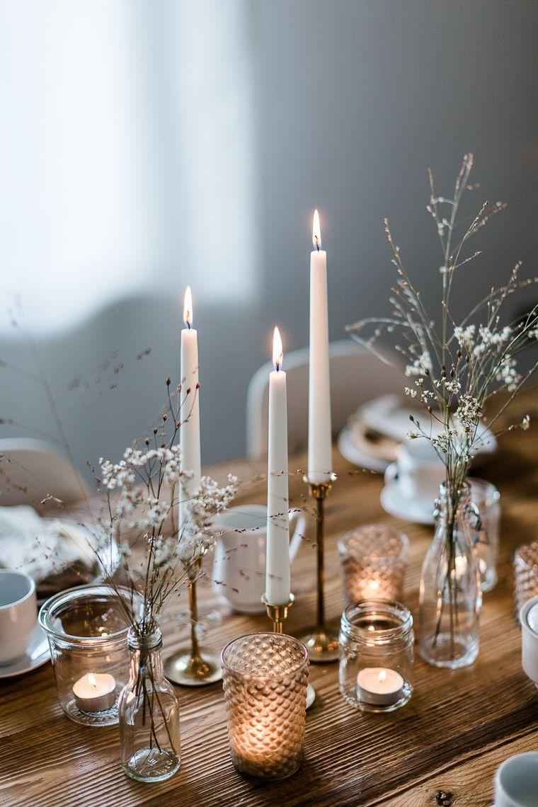 Weihnachtliches Dessert: einfaches Parfait mit Ahornsirup und gebrannten Pekannüssen – Dreierlei Liebelei
