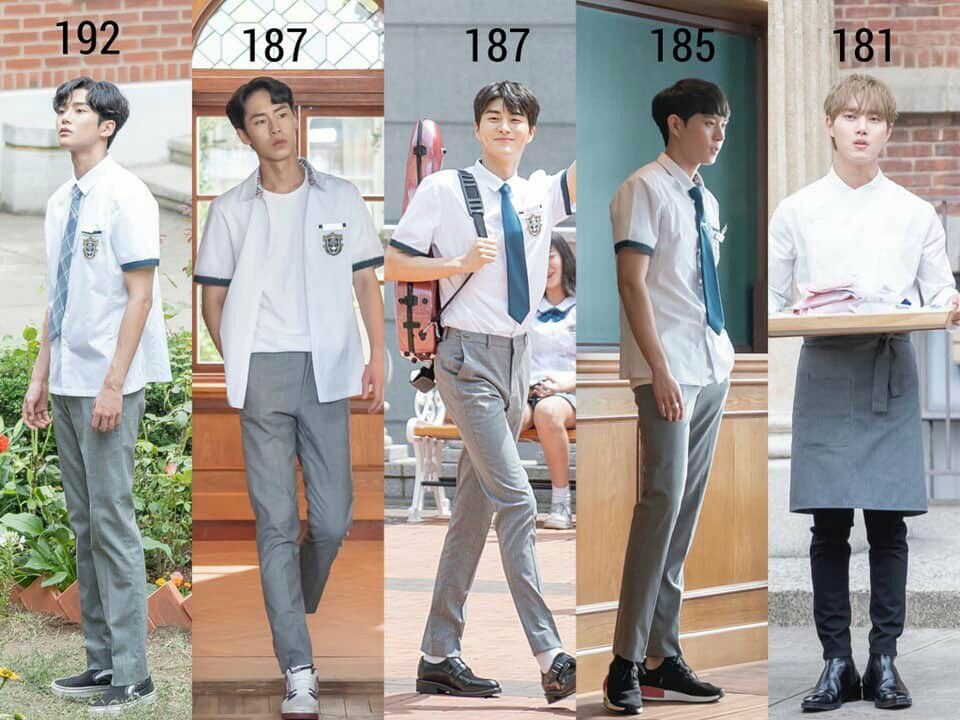 Extraordinary You Male Cast Height Aktor Korea Selebritas Aktor She suffers from a congenital heart disease that inevitably means she will not live past her teenage years. extraordinary you male cast height