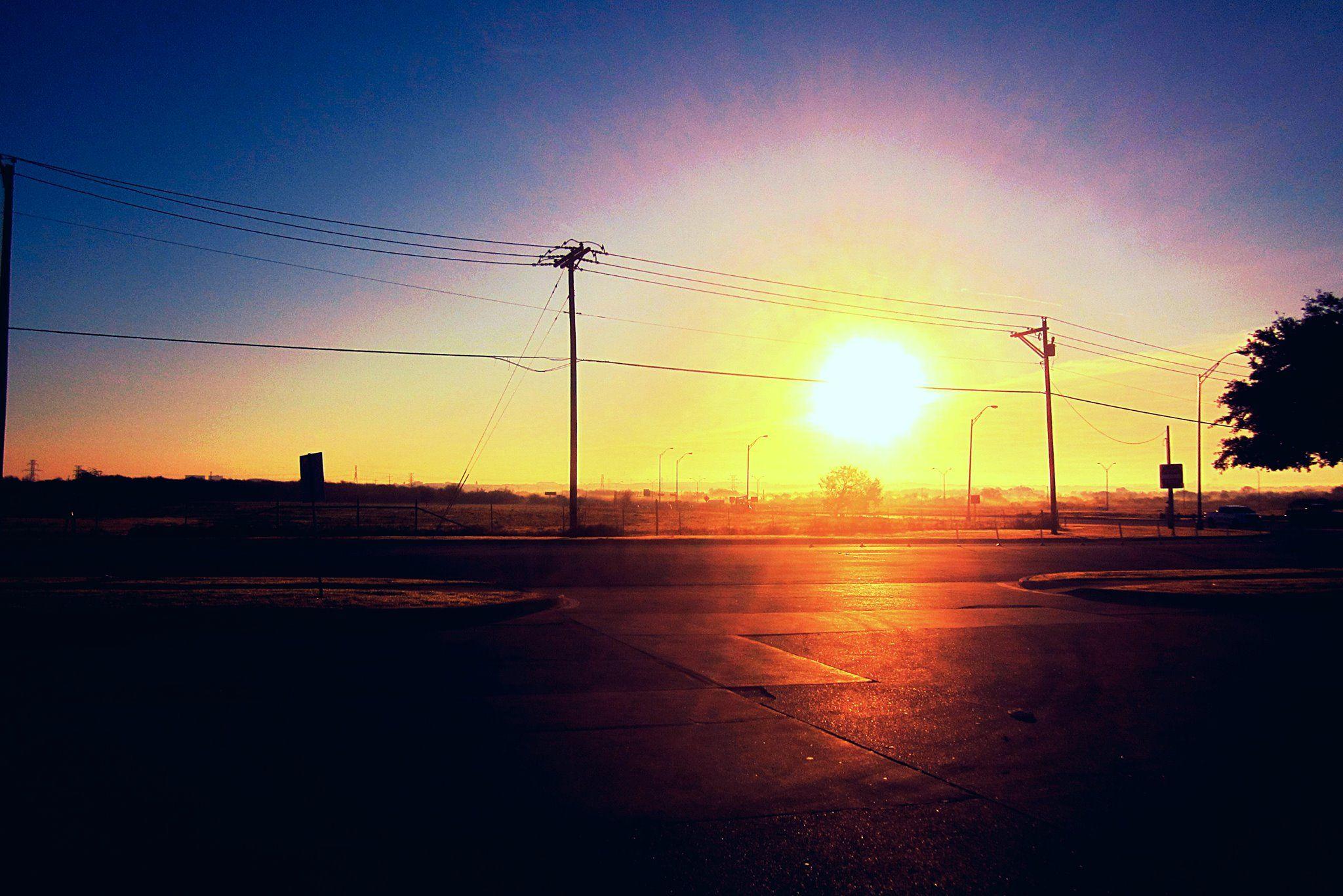 The Sunrise in Benbrook, Texas