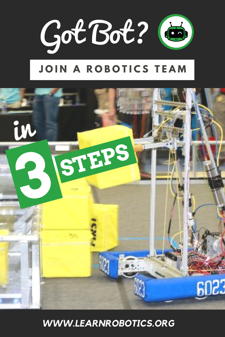 How To Join A Robotics Team Leagues Competitions Best Of Learn