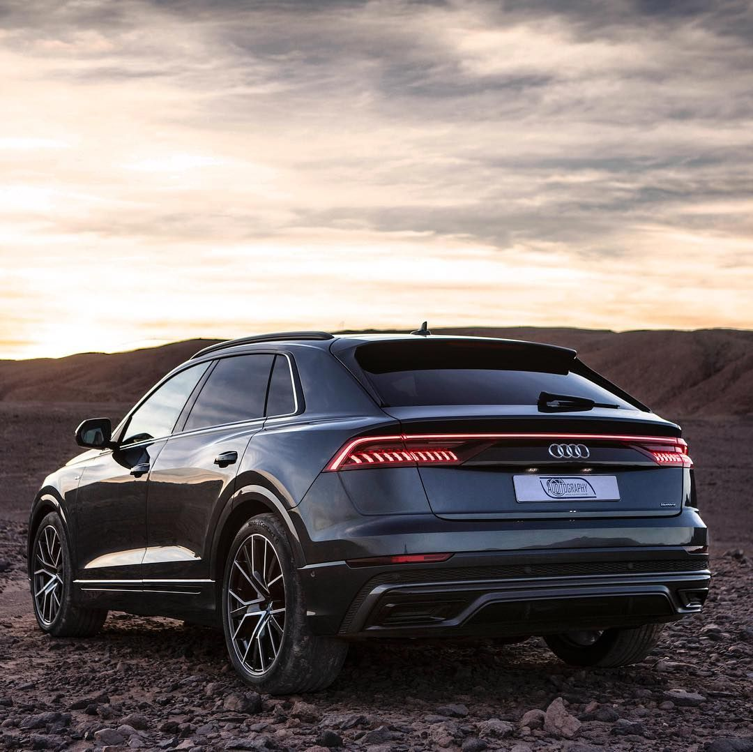Knight rider 2018? The new Q8 looks absolutely gorgeous from so many