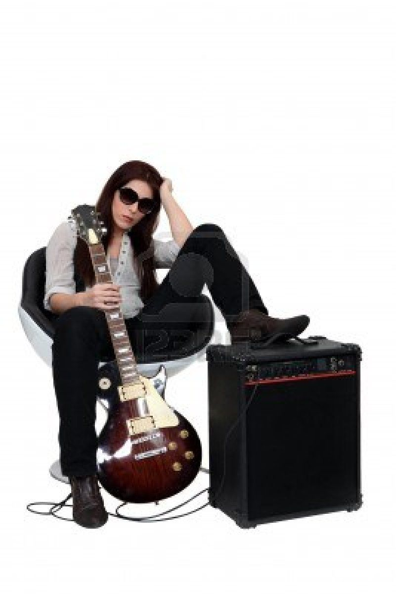 how to photograph a guitarist in studio - Google Search