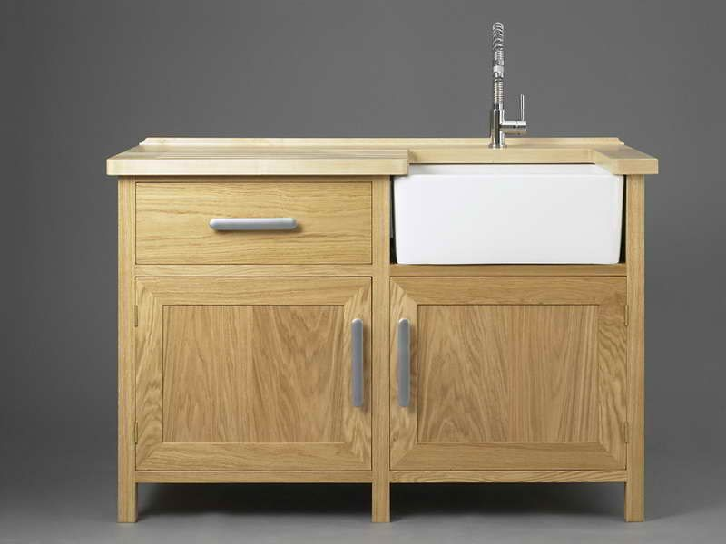 A Freestanding Kitchen Cabinet Is A Characterful And Convenient