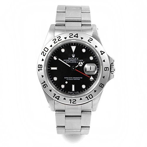 3f325df2a02 Rolex Explorer II automatic-self-wind mens Watch 16570 (Certified  Pre-owned)    This is an Amazon Associate s Pin. Detailed information can  be found on ...