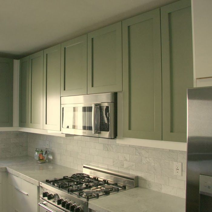 poppytalk: 5 options to upgrade your ikea kitchen cabinets | ikea kitchen cabinets, ikea decor