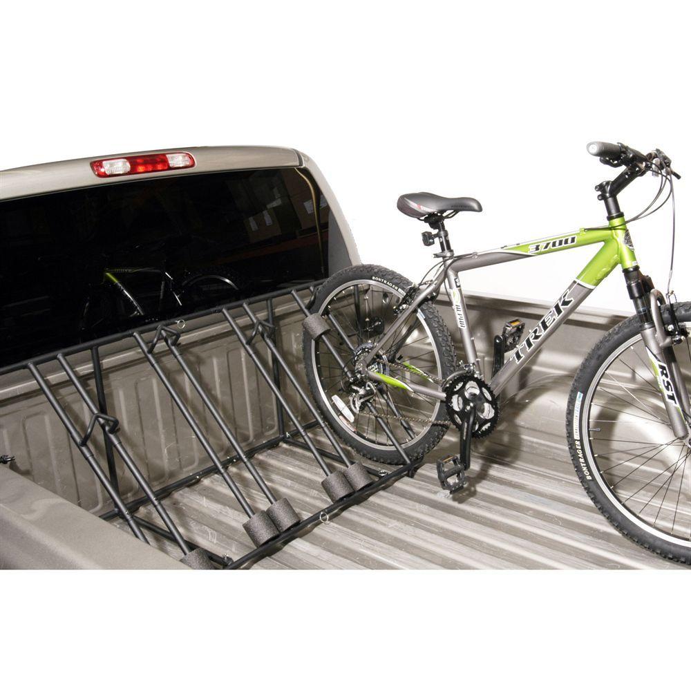 Advantage Bedrack Truck Bike Rack for (4) Bicycles Truck