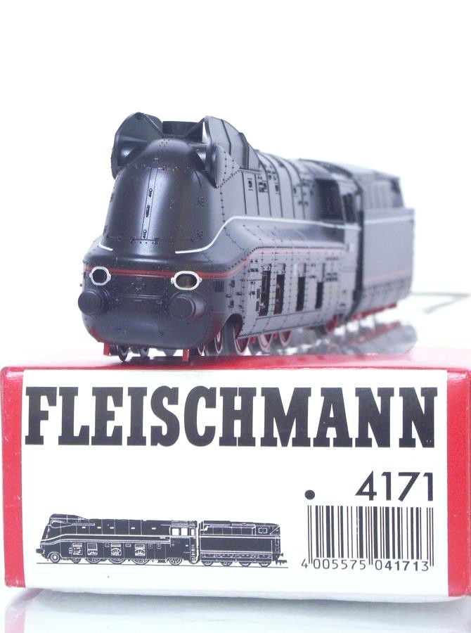#MODELRAILWAYS #FLEISCHMANNtrains 4171 #HOGAUGE - #GERMAN# DRG CLASS #BR03 #STREAMLINED PACIFIC 03 1079 #Fleischmann #Locomotives