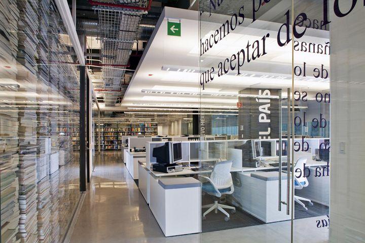 Santillana offices by Space, Mexico City » Retail Design Blog
