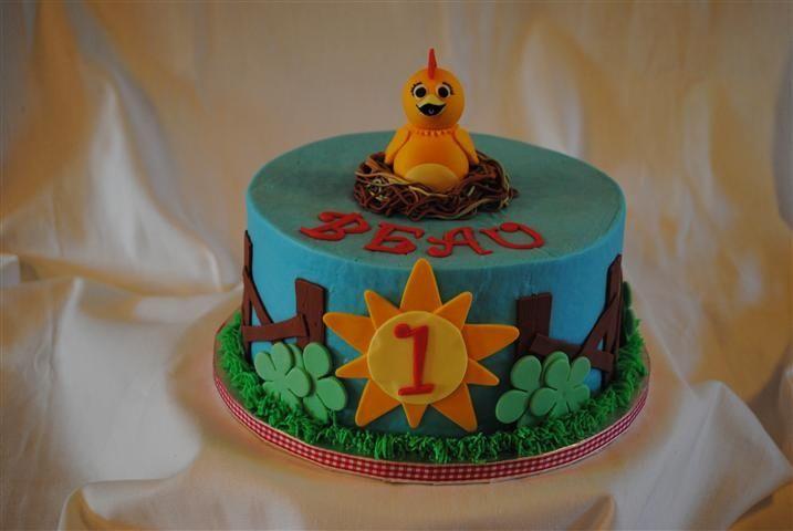 Riley cake idea
