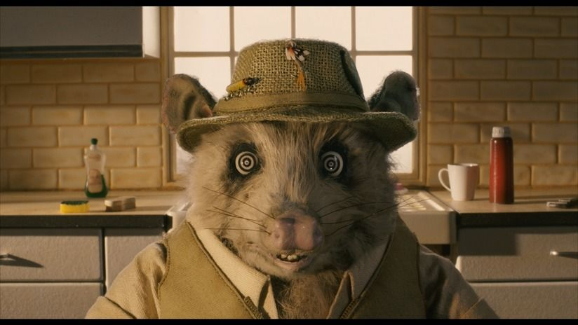 Fantastic Mr. Fox (2009)  @Sarah Chintomby Chintomby Ahlberg Boss?