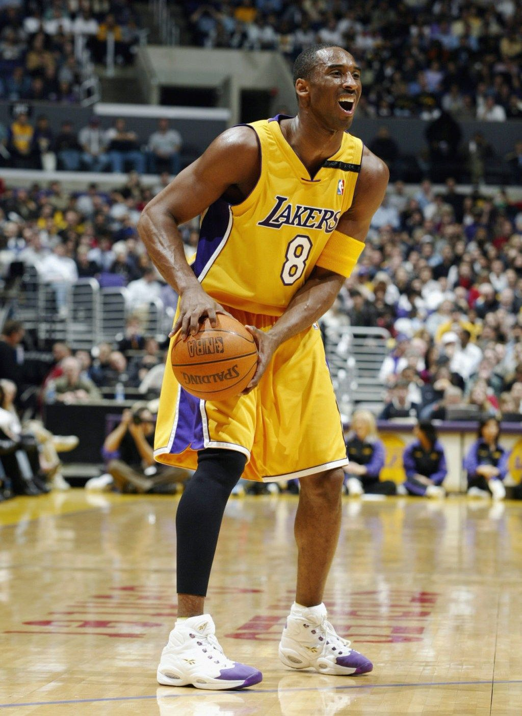 Every Sneaker Kobe Bryant Played In | Nice Kicks Reebok