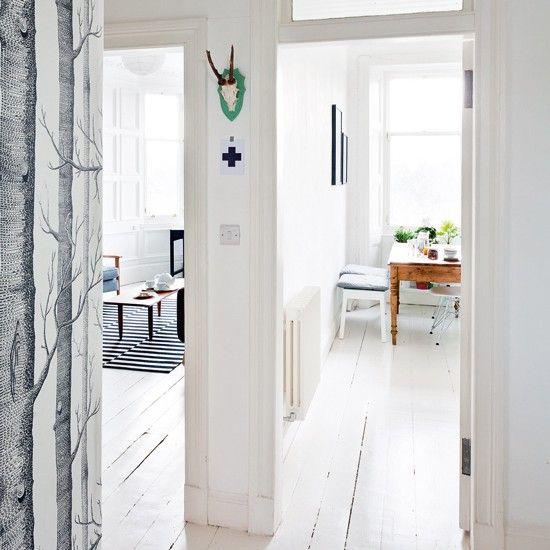 Captivating Flur Diele Wohnideen Möbel Dekoration Decoration Living Idea Interiors Home  Corridor   Weiß Modernen Flur Mit