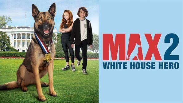 Max 2 White House Hero Movie On Dvd Family Redbox Movies Movies Redbox