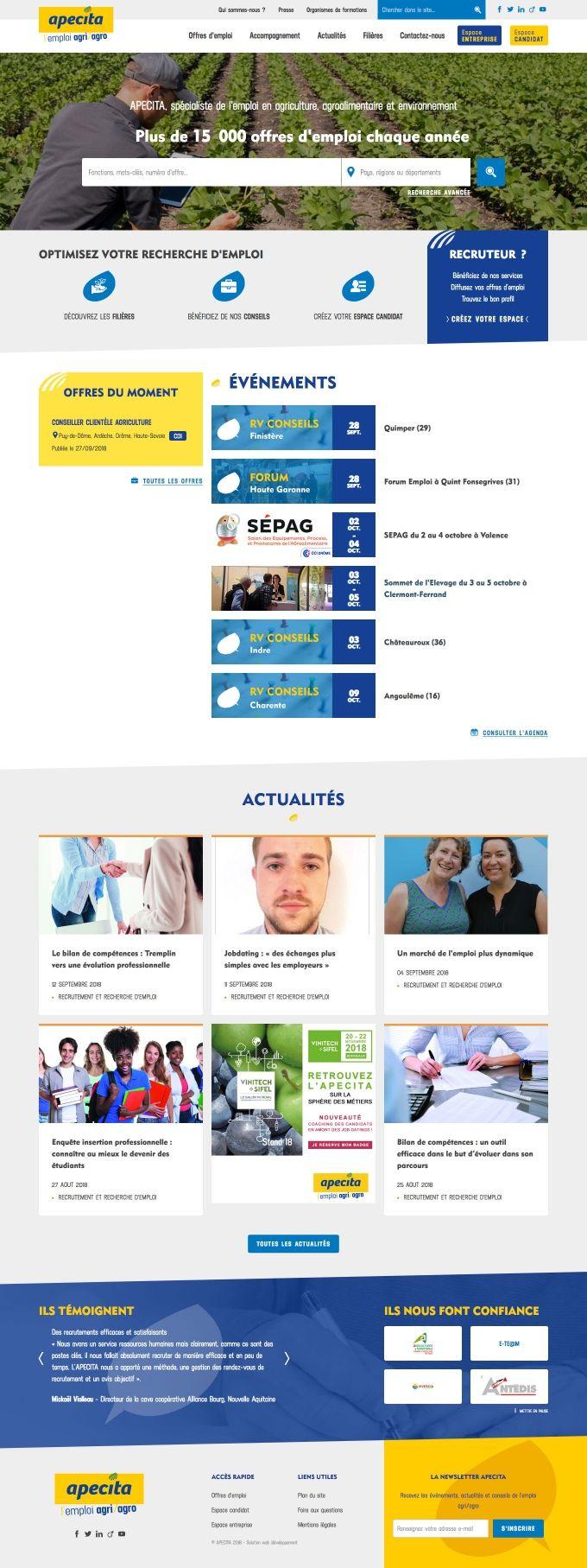 7e374818f3e APECITA - idéveloppement   création de site internet bordeaux  webdesign   web  agence