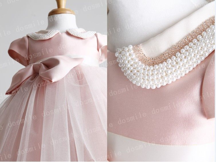 Haute Couture Flower Girl Dresses