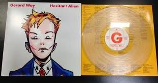Hesitant Alien Gerard Way Vinyl Gerard Way Hesitant Alien Vinyl Records Vinyl