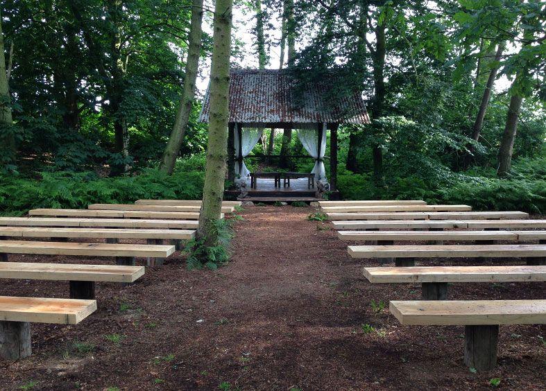 Hush Venues | Wedding venues uk, Romantic outdoor wedding ...