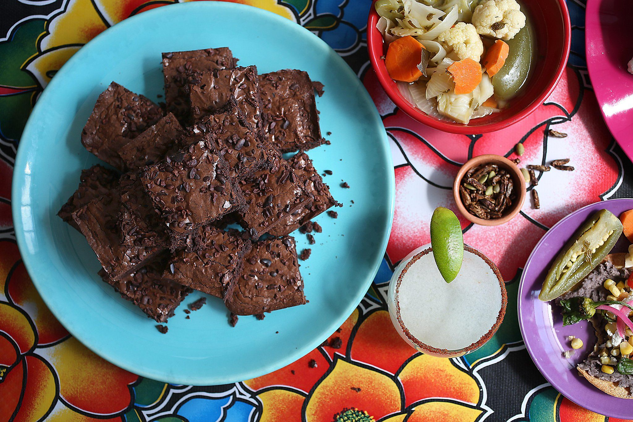 Recipe: Mexican Chocolate Brownies   Mexican chocolate, Unsalted ...