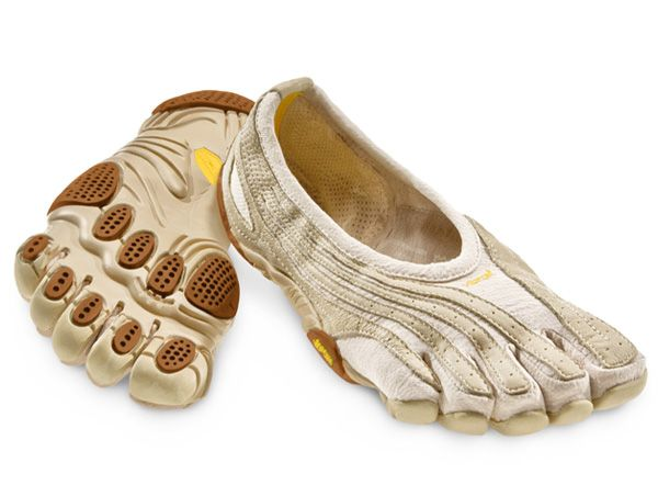 I swore I wouldn't be caught dead, but they're essential for my Parkour training.  So I yield.  Gimme these ugly beasts!