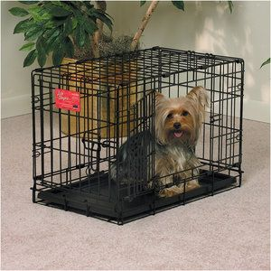 Midwest Homes For Pets Life Stages Fold Carry Double Door Pet