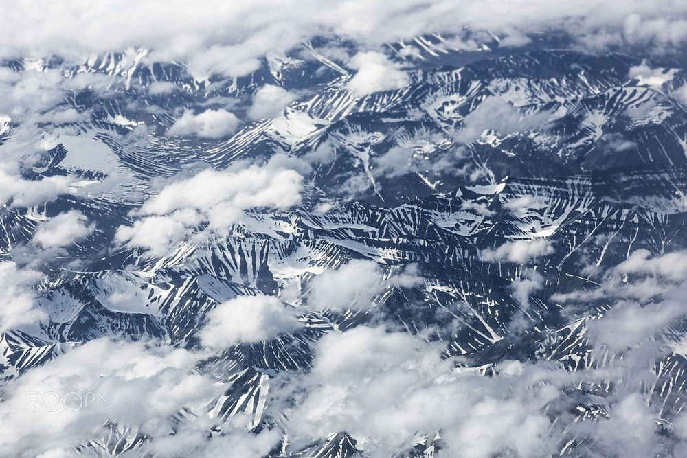 Siberian Mountains by Sixtysix Visual on 500px