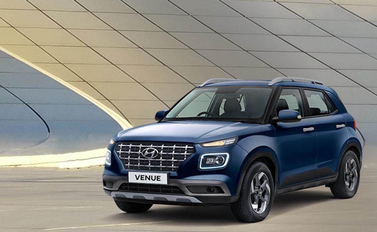Hyundai Venue marks one lakh sale in 2020 Hyundai motor
