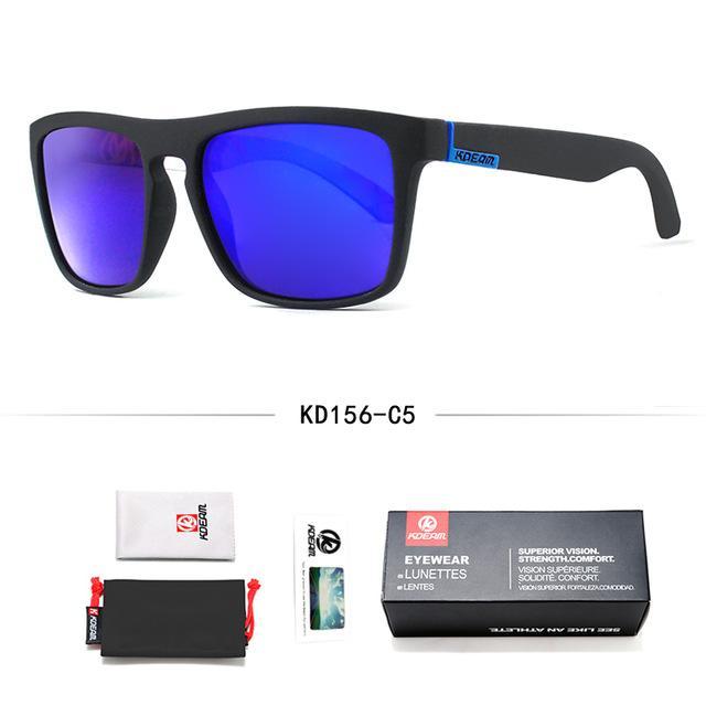 9264d6ea5d9 Fashion Guy s Sun Glasses From Kdeam Polarized Sunglasses Men Classic  Design All-Fit Mirror Sunglass With Brand Box CE - KascadeZ.com