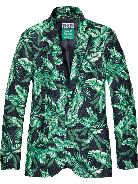 Tailored blazer | Blazers | Men Clothing at Scotch & Soda