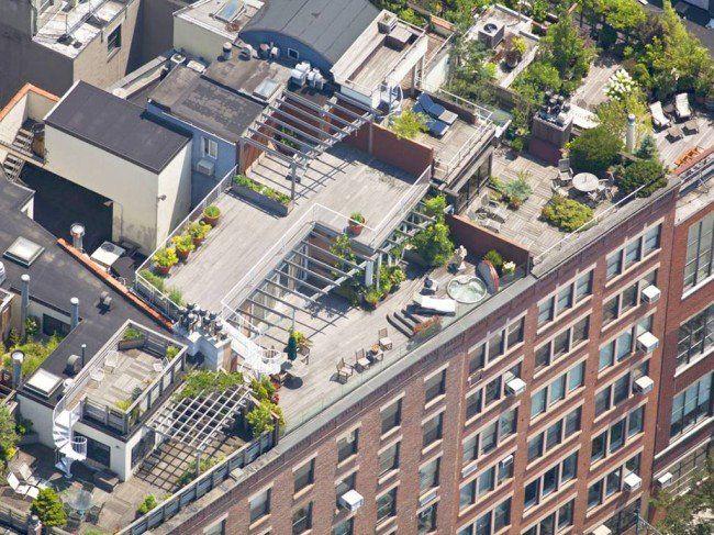 New York segreta, i terrazzi più belli ed esclusivi della città ...