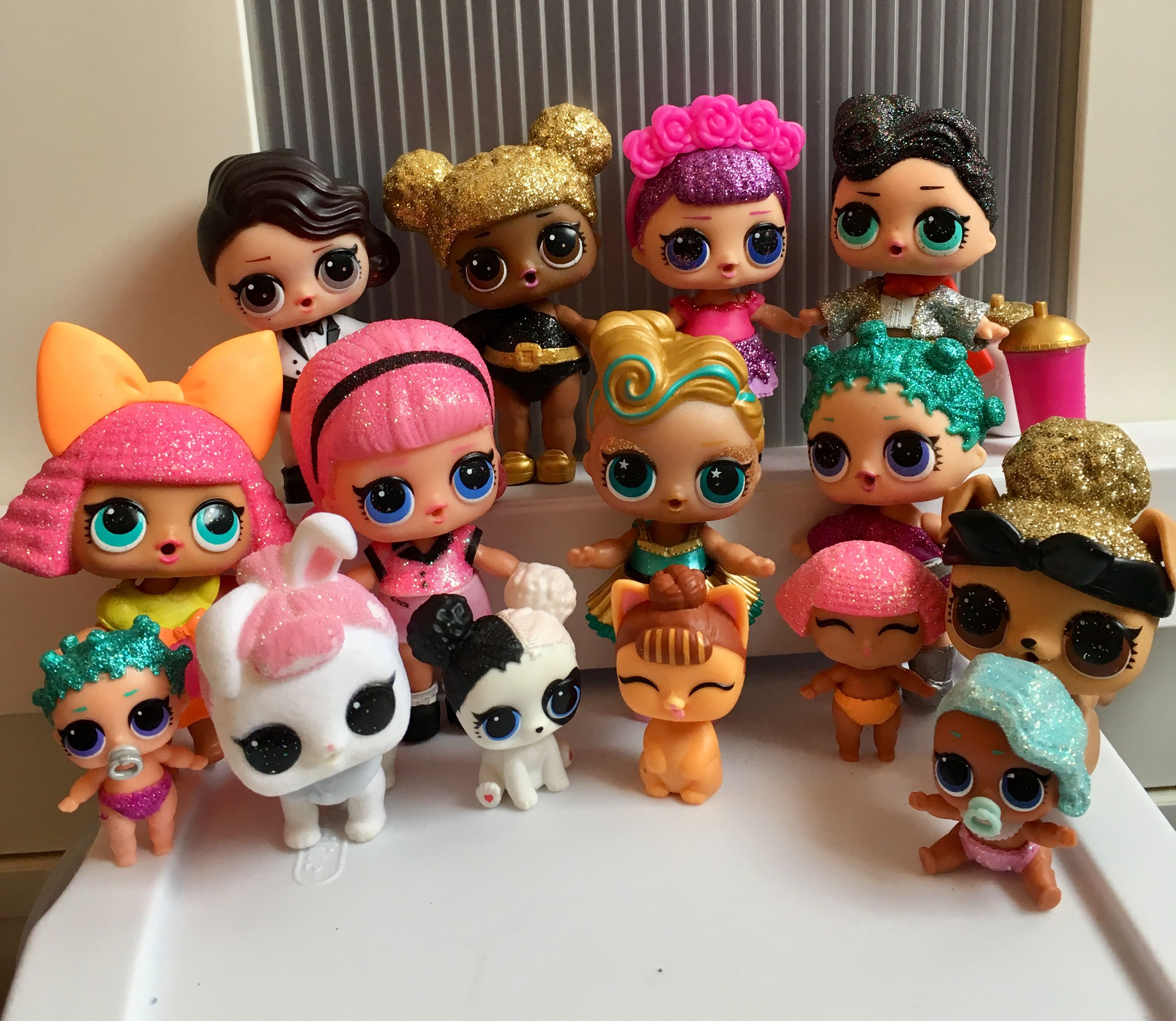 Our Rare Lols The Collection Is Growing Collectlol Lolsurprisedolls Lolsurprise Lolsurprisepets Lol Dolls Kids Art Projects Monster High Birthday Party